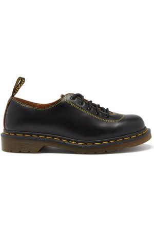 Dr. Martens Glyndon Leather Derby Shoes - Womens