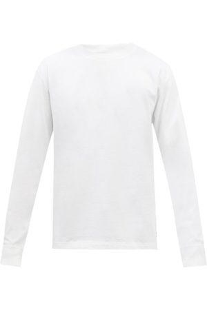 Reigning Champ Cotton-jersey Long-sleeved T-shirt - Mens