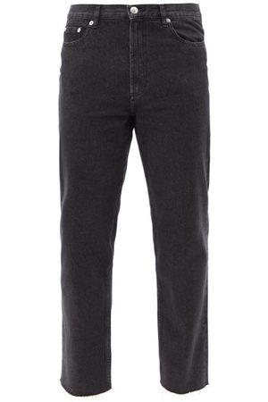 A.P.C. Men Straight - Rudie Straight-leg Jeans - Mens