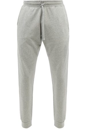 Reigning Champ Cotton-terry Slim-leg Track Pants - Mens - Grey