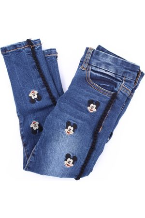 MONNALISA Skinny Girls Dark jeans