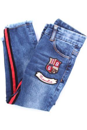 MONNALISA Slim Girls Dark jeans