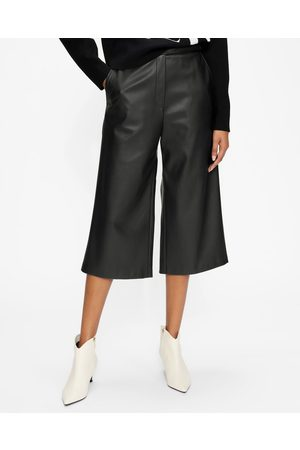 Ted Baker Faux Leather Culotte