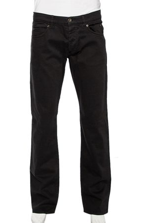 Roberto Cavalli Denim Straight Fit Jeans M