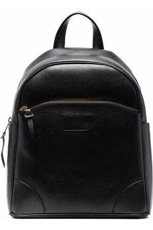 BILLIONAIRE Men Rucksacks - Institutional leather backpack