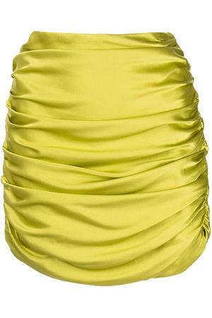 Michelle Mason Women Mini Skirts - Gathered mini skirt