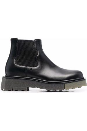 Off-White Sponge-sole Meteor Chelsea boots