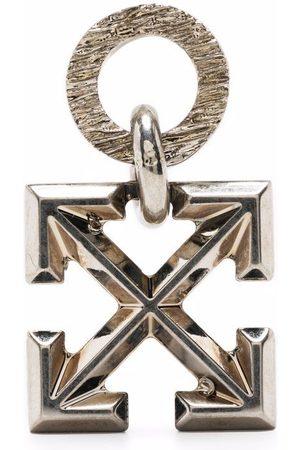 Off-White Arrow charm earring