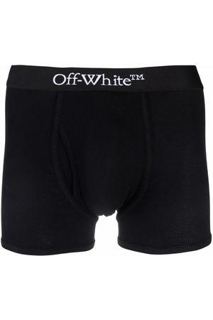 OFF-WHITE Men Boxer Shorts - Logo-waistband boxer single pack
