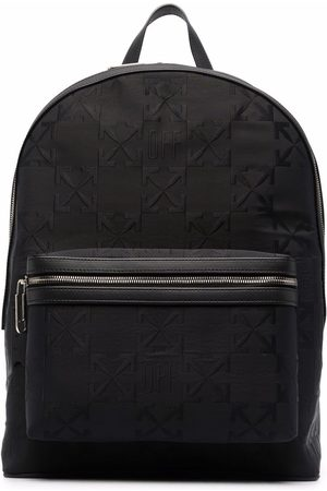 Off-White Monogram-jacquard backpack