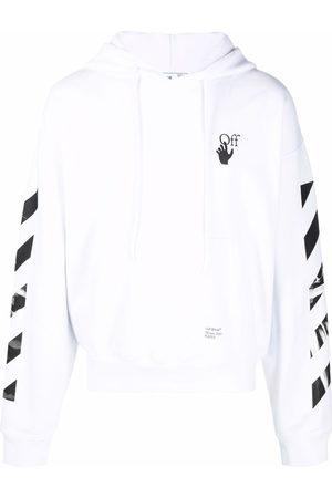 OFF-WHITE Caravaggio Arrows printed hoodie
