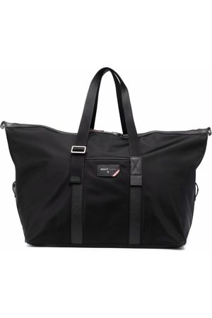 Bally Men Luggage - Logo-plaque zip-up holdall