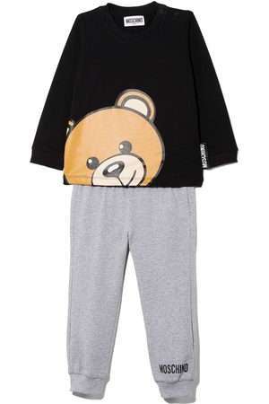 Moschino Tracksuits - Teddy Bear-print tracksuit
