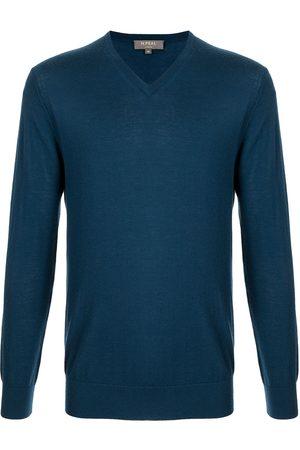 N.PEAL Men Sweatshirts - The Conduit fine knit jumper