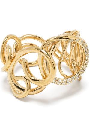 COMPLETEDWORKS Women Rings - Ooops loop ring