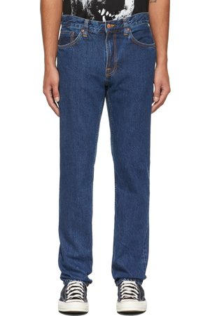 Nudie Jeans Men Jeans - Blue Gritty Jackson Jeans
