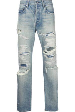 JOHN ELLIOTT The Daze ripped-leg jeans