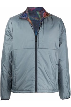 PAUL SMITH Reversible recycled polyester jacket