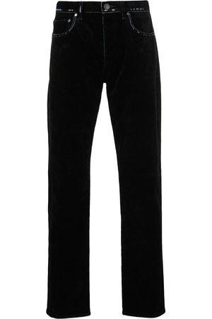 JOHN ELLIOTT Men Straight - The Daze two-tone straight jeans