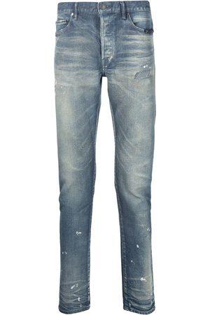 JOHN ELLIOTT The Cast straight-leg jeans