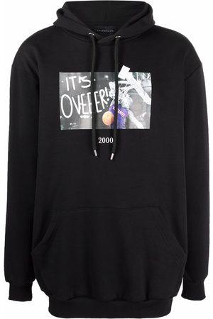 Throwback. Men Hoodies - Photograph-print cotton hoodie