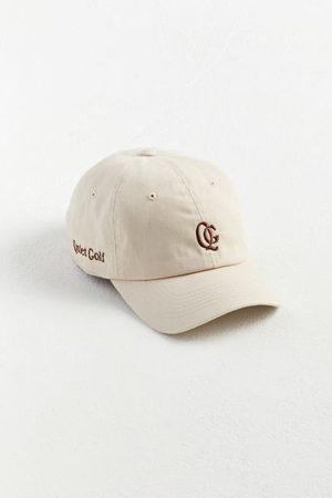 Quiet Golf Men Hats - Logo Dad Hat