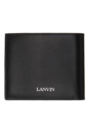 Lanvin Black Bifold Wallet