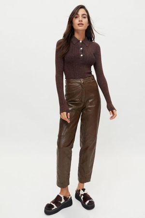 Urban Leather Pants - Vintage Leather Pant