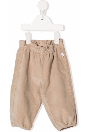 Il Gufo Corduroy elasticated trousers