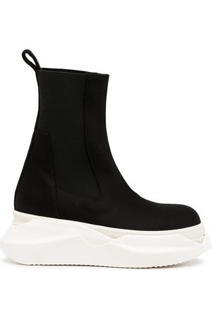 Rick Owens DRKSHDW Women Heeled Boots - Chunky platform sole boots