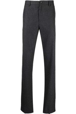 Billionaire Iconic straight-leg tailored trousers - Grey