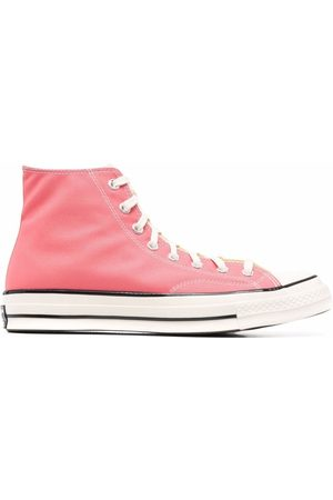 Converse Colour block hi-top sneakers