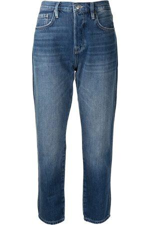 FRAME Balloon-leg jeans