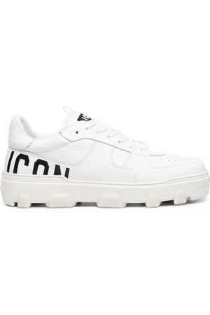 Dsquared2 Men Sneakers - Icon Basket low-top sneakers