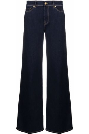 7 for all Mankind Wide-leg flared jeans