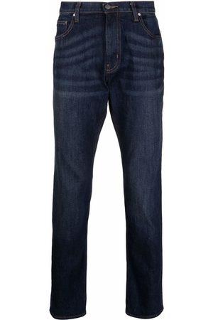 Michael Kors Straight-leg mid-rise jeans