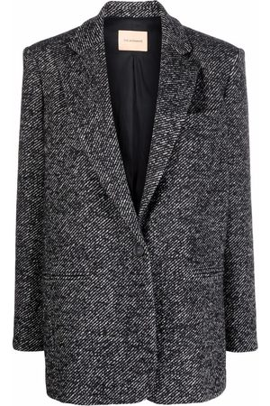 The Andamane Wool-blend single-breasted blazer