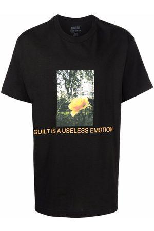 Pleasures Men Short Sleeve - Graphic-print short-sleeved T-shirt
