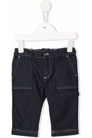 Dolce & Gabbana Slim-cut chino jeans