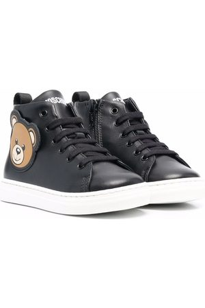 Moschino Side Toy-Bear sneakers