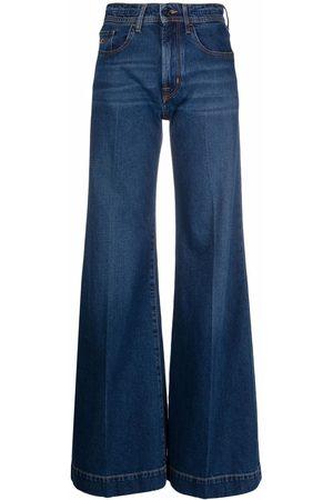 Jacob Cohen High-waist wide-leg jeans
