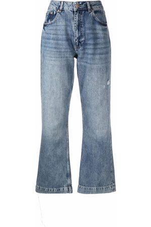 Essentiel Antwerp Flared-leg jeans