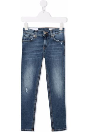 DONDUP KIDS Boys Jeans - Faded-effect jeans