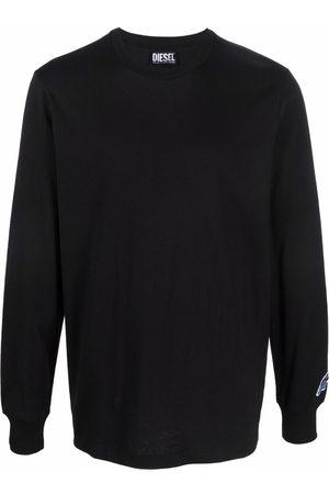 Diesel T-Just-LS-B51 cotton T-shirt