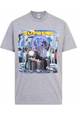 Supreme Short Sleeve - Richest short-sleeve T-shirt - Grey