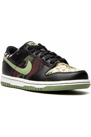 "Nike Boys Sneakers - Dunk Low ""Multi-Camo"" sneakers"