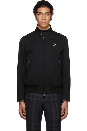 Burberry Men Jackets - Monogram Motif Harrington Jacket