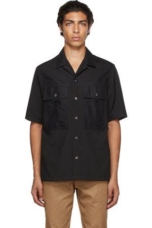 Burberry Nylon Short Sleeve Shirt