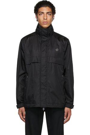 Burberry Men Jackets - Recycled Nylon Hooded Jacket