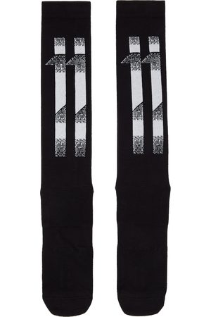 11 by Boris Bidjan Saberi Men Socks - Block Stripes Socks